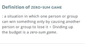 Inclusion is NOT a Zero-Sum Game!